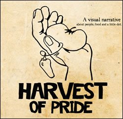 Harvest of Pride Logo