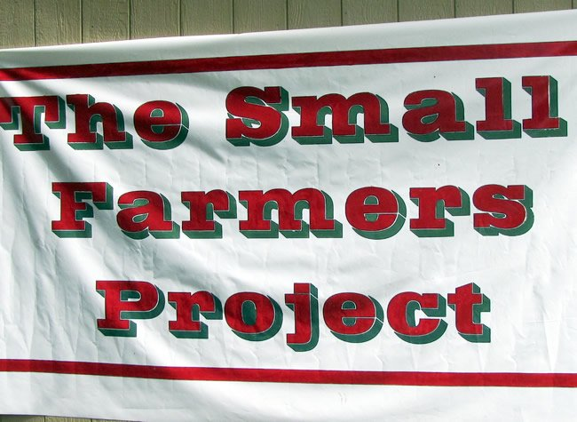 The Small Farmers' Project